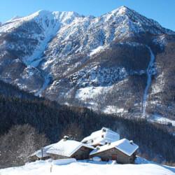 affitto piemonte montagna baita