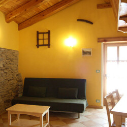 baita soggiorno appartamento Piemonte