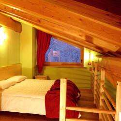 Camera da letto affitto appartamento Piemonte