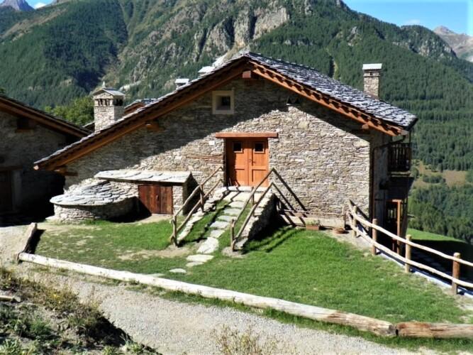 Affitto isolato montagna Sagna Rotonda