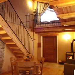 Appartamento in baita in affitto a Piemonte