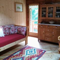 soggiorno baita in affitto Cembra