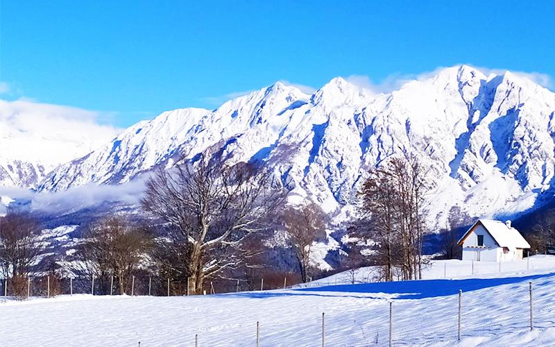 Baita Col Martorel affitto montagna Veneto