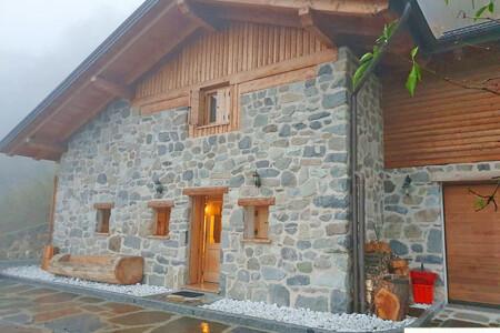 Baita Pirga in affitto Trentino 6 posti