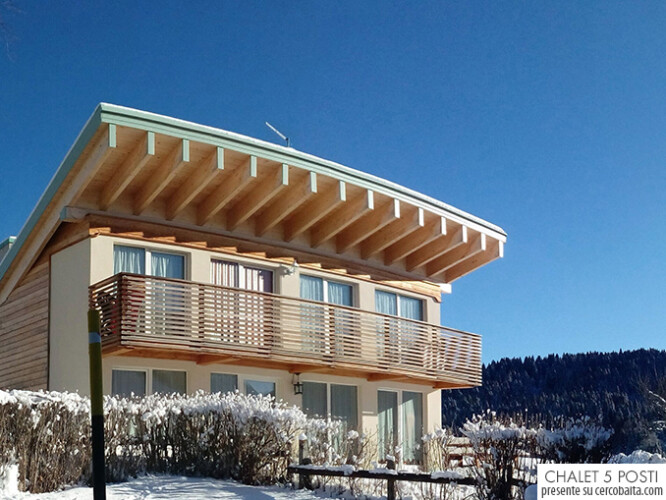 Chalet Fenil Stefy in affitto