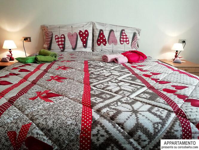 Teglio camera da letto