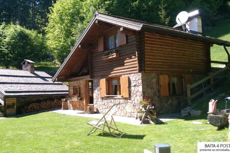 Trentino Alto Adige Cembra affitto baita