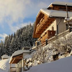 Valdaora baita in affitto Alto Adige