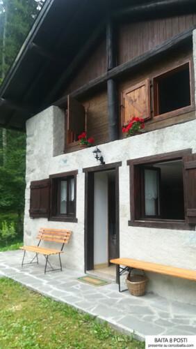affitto baita Tione di Trento Trentino