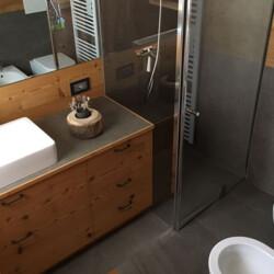 bagno affitto baita Valdinon