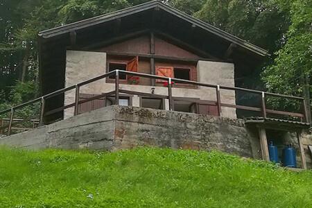 affitto baita isolata Trentino