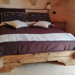 affitto chalet Bucaneve a Tarvisio camera