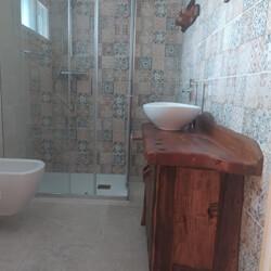 bagno dependance chalet Veneto
