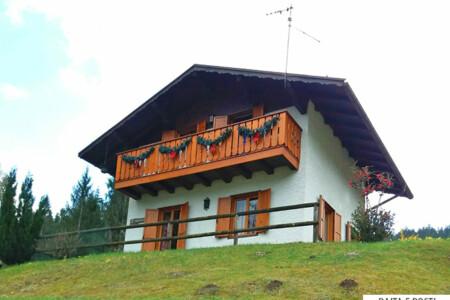 baita Masetto San Martino Trentino vacanze