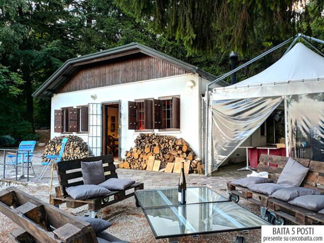 baita Orizzonti relax vacanze Veneto