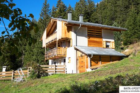 baita affitto Trentino Alto Adige
