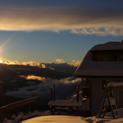 baita Brunico affitto inverno