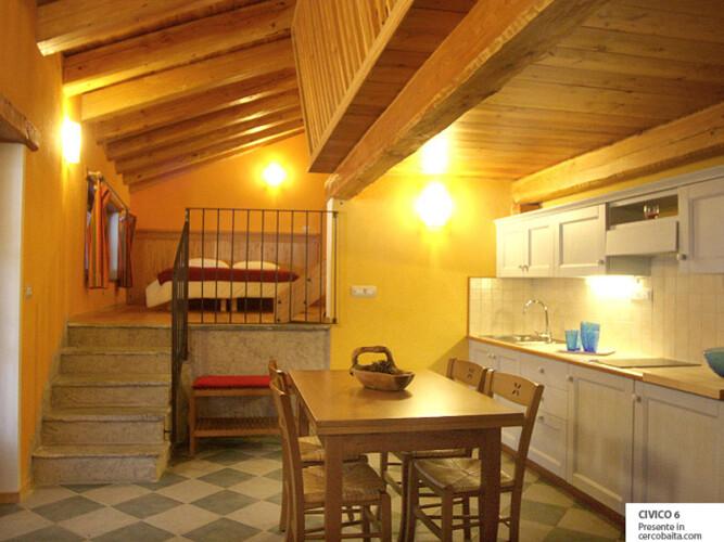 Baita Cuneo appartamento in affitto Civico 6