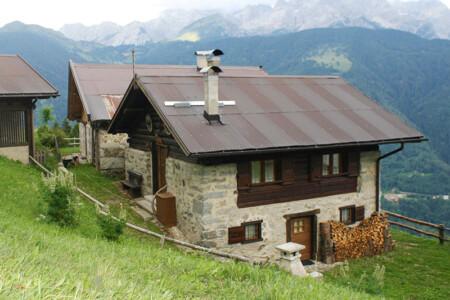 baita in affitto Brenta Trentino