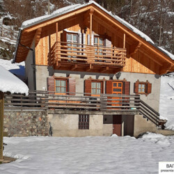 baita inverno Trentino Lagorai in affitto