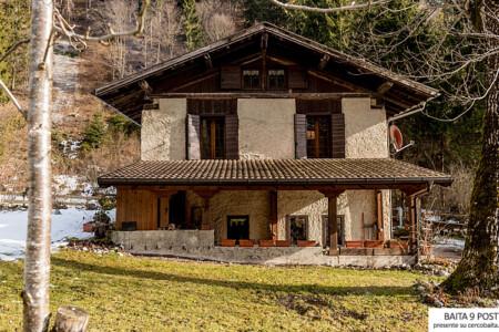chalet Garda Trentino Silenthia