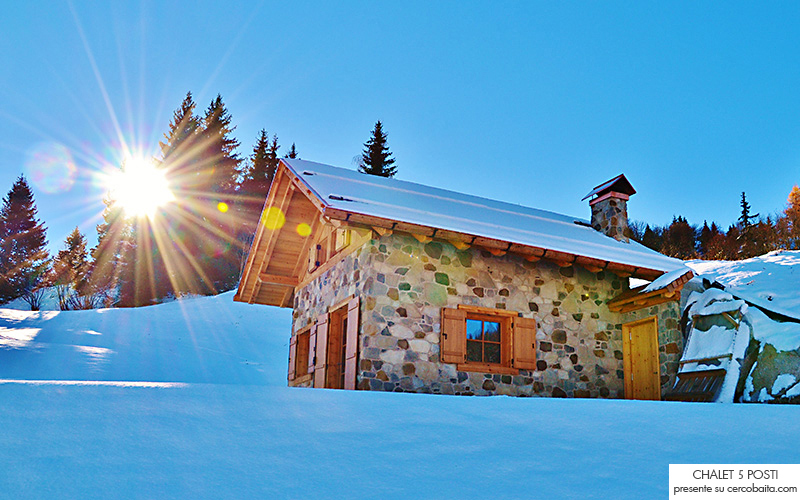 chalet Tuenno in affitto