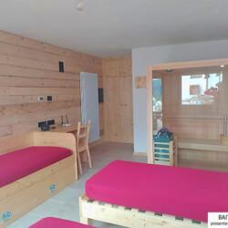 chalet camera sauna