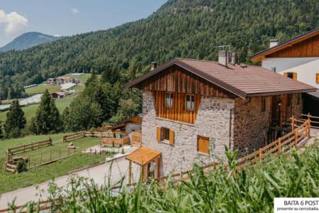chalet del Fieno Trentino
