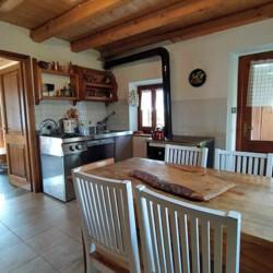cucina baita Veneto 10 persone