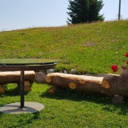 giardino chalet Tuenno