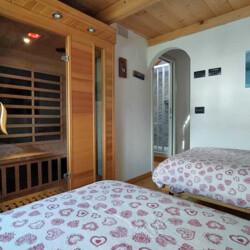 sauna baita affitto Veneto
