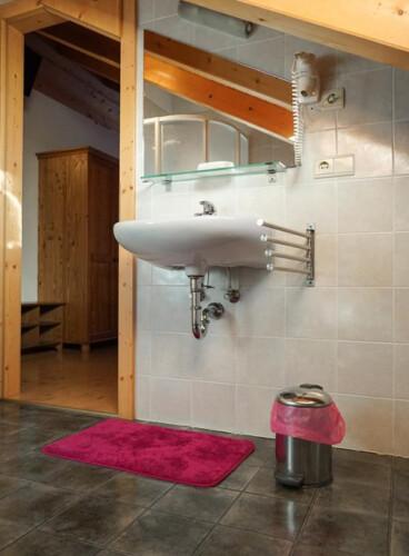 bagno baita Genziana