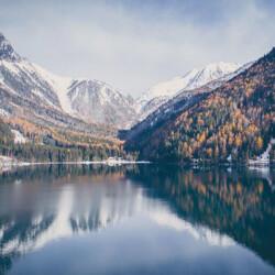 baitain affitto lago Anterselva