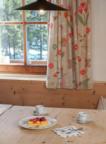colazione baita Anterselva