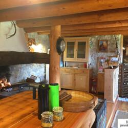 soggiorno baita vacanza in montagna Trentino