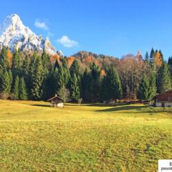 vacanza autunno baita San Martino di Castrozza