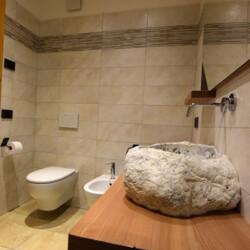bagno stanza privata casa vacanze