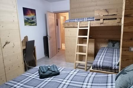 appartamento Carisolo montagna